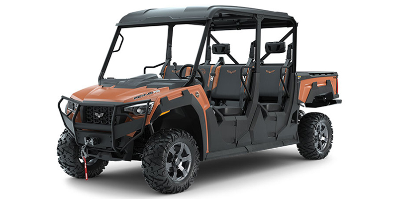 2019 Textron Off Road Prowler Pro Crew Ranch Edition at Hebeler Sales & Service, Lockport, NY 14094