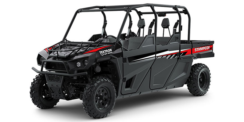 2019 Arctic Cat Stampede 4 at Harsh Outdoors, Eaton, CO 80615