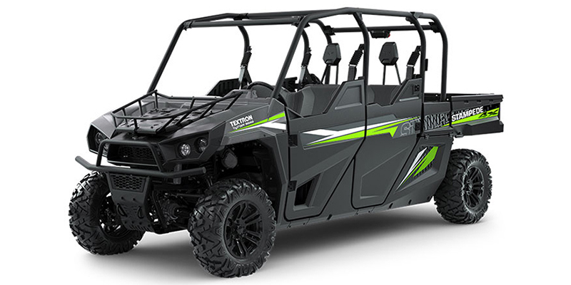 2019 Textron Off Road Stampede 4X at Hebeler Sales & Service, Lockport, NY 14094