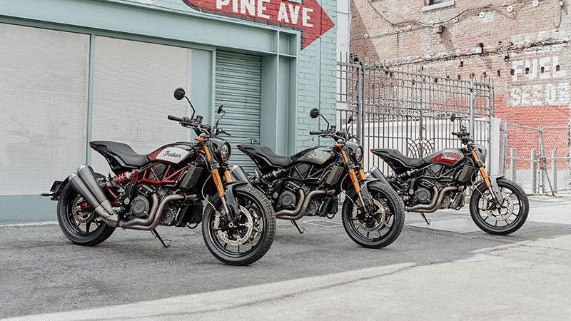 2019 Indian FTR™ 1200 S at Sloans Motorcycle ATV, Murfreesboro, TN, 37129