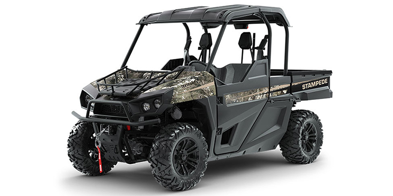 2019 Textron Off Road Stampede Hunter Edition at Hebeler Sales & Service, Lockport, NY 14094