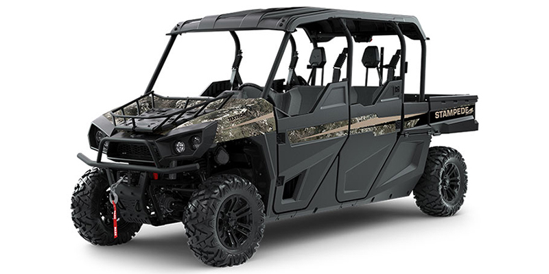 2019 Textron Off Road Stampede 4 Hunter Edition at Hebeler Sales & Service, Lockport, NY 14094