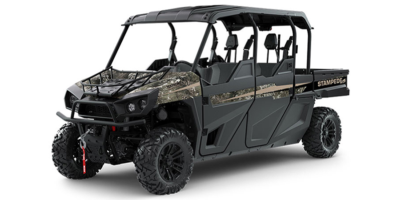Stampede 4 Hunter Edition at Hebeler Sales & Service, Lockport, NY 14094
