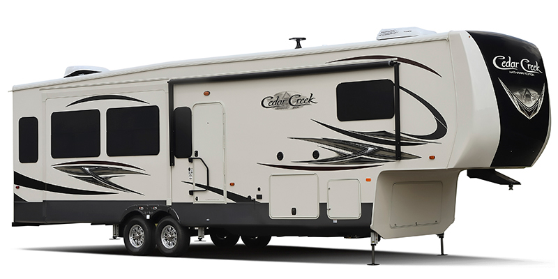Cedar Creek Hathaway Edition 34RL2 at Youngblood Powersports RV Sales and Service