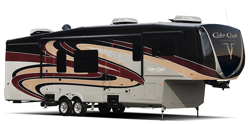 Cedar Creek Champagne Edition 38EFK at Youngblood Powersports RV Sales and Service