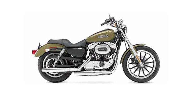 2008 Harley-Davidson Sportster 1200 Low at Destination Harley-Davidson®, Tacoma, WA 98424