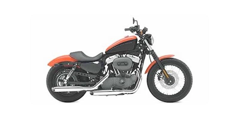 2008 Harley-Davidson Sportster 1200 Nightster at Mike Bruno's Northshore Harley-Davidson