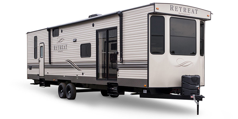Retreat 39LOFT at Campers RV Center, Shreveport, LA 71129