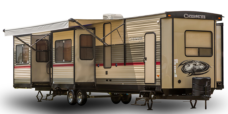 Cherokee Destination 39RL at Youngblood Powersports RV Sales and Service