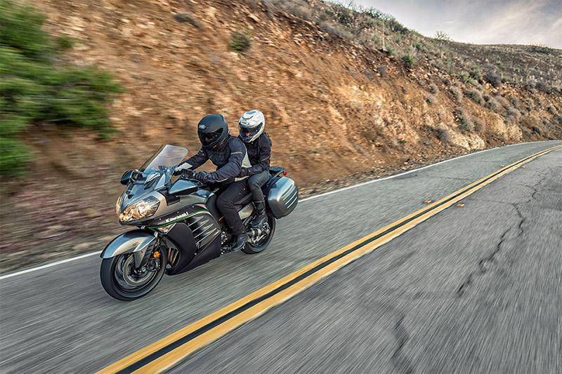 2019 Kawasaki Concours® 14 ABS at Kawasaki Yamaha of Reno, Reno, NV 89502