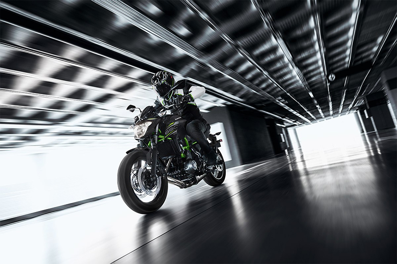 2019 Kawasaki Z650 Base at Pete's Cycle Co., Severna Park, MD 21146