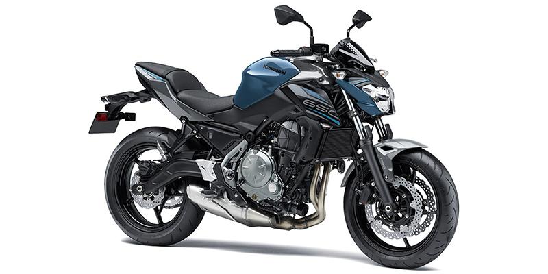 2019 Kawasaki Z650 ABS at Rod's Ride On Powersports, La Crosse, WI 54601