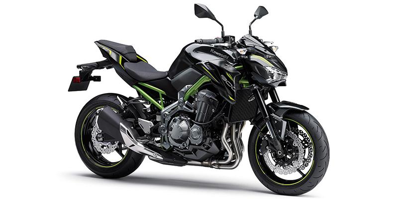 2019 Kawasaki Z900 Base at Sloan's Motorcycle, Murfreesboro, TN, 37129