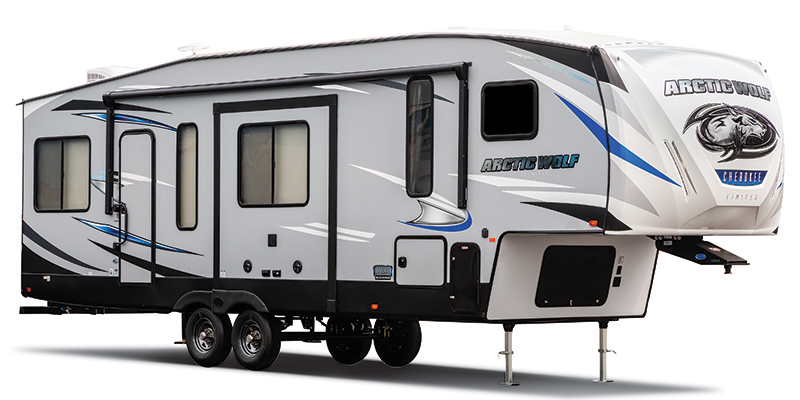Cherokee Arctic Wolf 295QSL8 at Youngblood Powersports RV Sales and Service