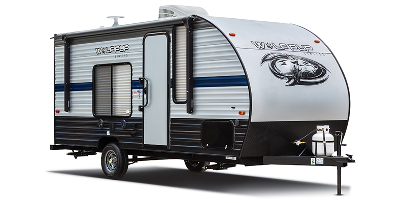 Cherokee Wolf Pup 16PF at Youngblood Powersports RV Sales and Service