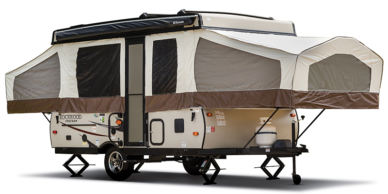 Rockwood Freedom 1640LTD at Youngblood Powersports RV Sales and Service