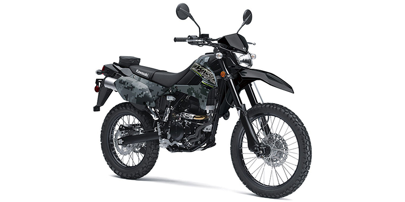 KLX®250 Camo at Hebeler Sales & Service, Lockport, NY 14094