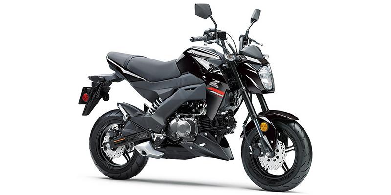 2019 Kawasaki Z125 PRO Base at Sloan's Motorcycle, Murfreesboro, TN, 37129