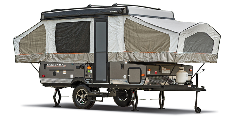 Flagstaff 207SE at Youngblood Powersports RV Sales and Service