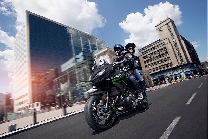 2019 Kawasaki Versys® 650 ABS at Kawasaki Yamaha of Reno, Reno, NV 89502