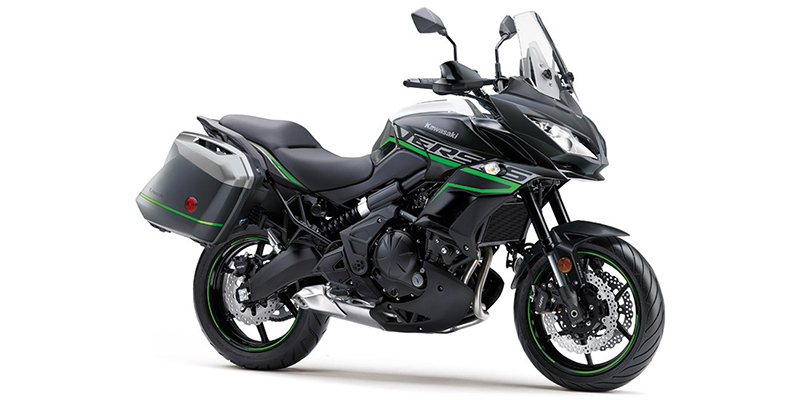 Versys® 650 LT at Dale's Fun Center, Victoria, TX 77904