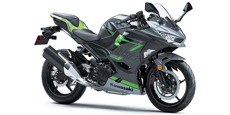 2019 Kawasaki Ninja® 400 ABS at Kawasaki Yamaha of Reno, Reno, NV 89502