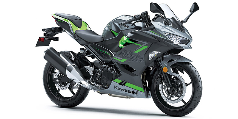 2019 Kawasaki Ninja 400 ABS at Rod's Ride On Powersports, La Crosse, WI 54601