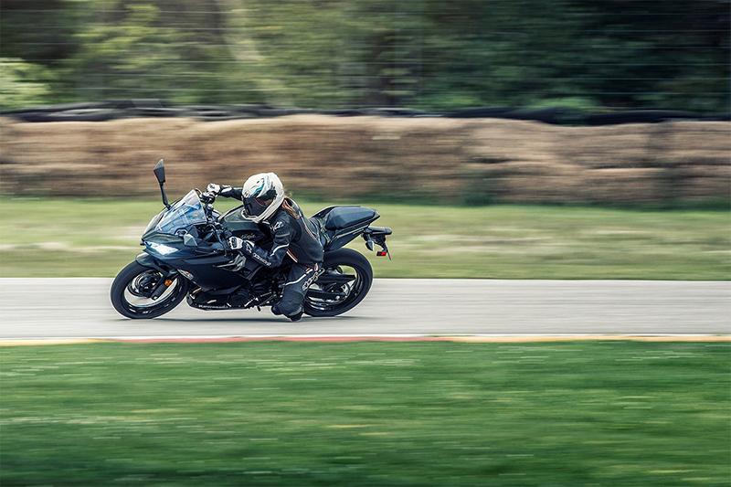 2019 Kawasaki Ninja® 400 ABS at Dale's Fun Center, Victoria, TX 77904
