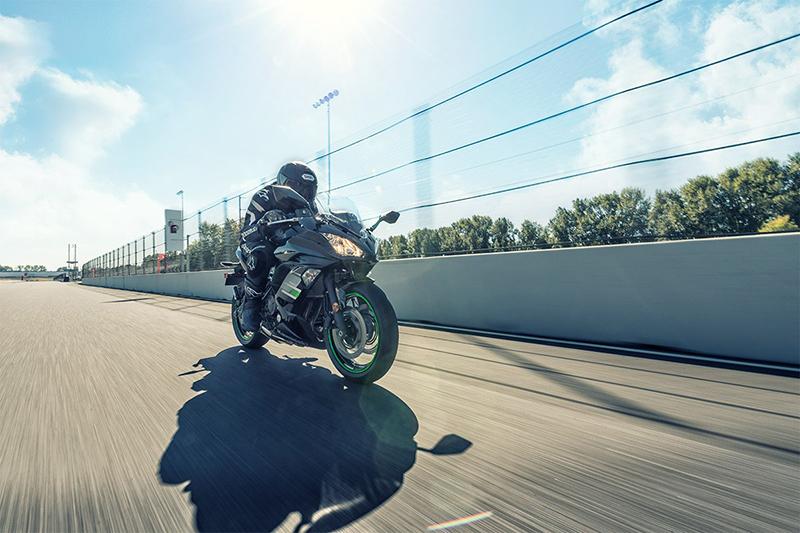 2019 Kawasaki Ninja 650 Base at Santa Fe Motor Sports