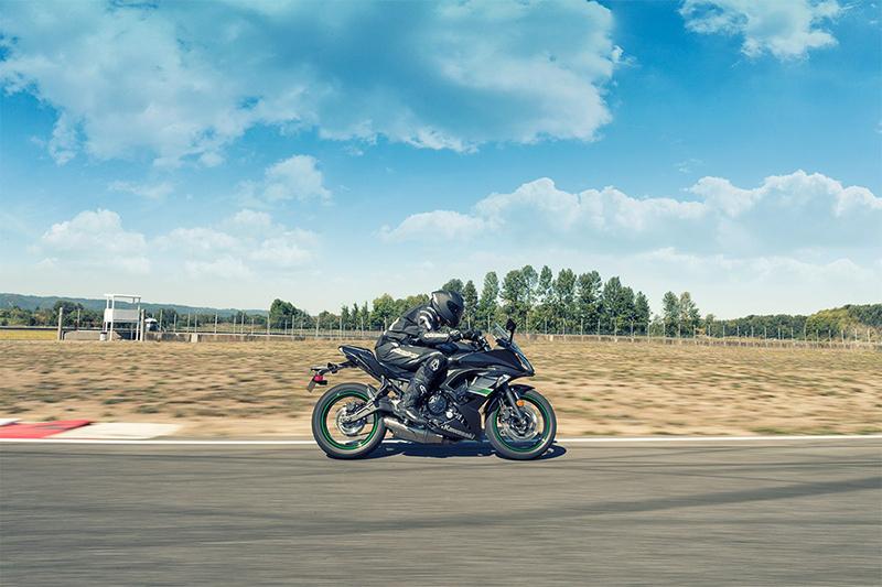 2019 Kawasaki Ninja® 650 Base at Kawasaki Yamaha of Reno, Reno, NV 89502