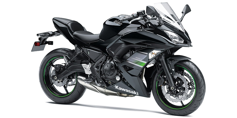 2019 Kawasaki Ninja 650 ABS at Rod's Ride On Powersports, La Crosse, WI 54601