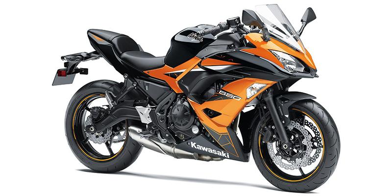2019 Kawasaki Ninja 650 ABS at Rod's Ride On Powersports, La Crosse, WI 54601