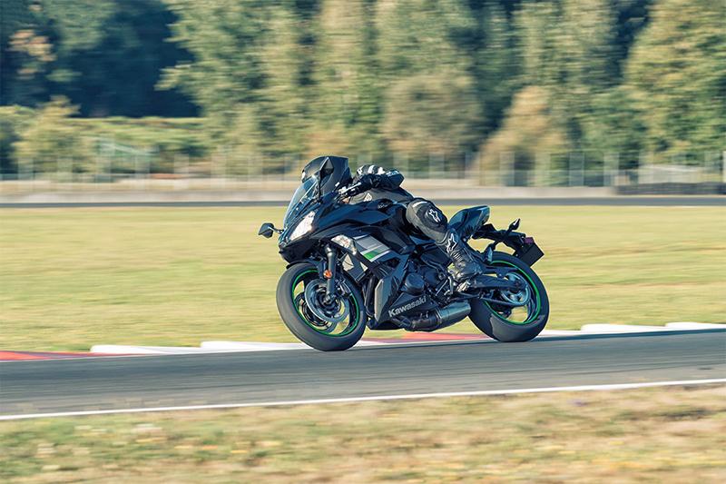 2019 Kawasaki Ninja® 650 ABS at Kawasaki Yamaha of Reno, Reno, NV 89502