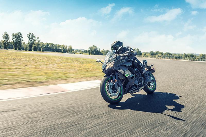 2019 Kawasaki Ninja 650 ABS at Youngblood Powersports RV Sales and Service