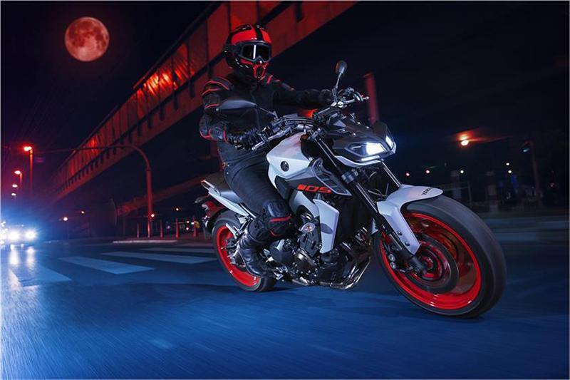 2019 Yamaha MT 09 at Lynnwood Motoplex, Lynnwood, WA 98037