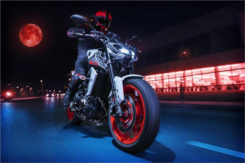 2019 Yamaha MT 09 at Sloan's Motorcycle, Murfreesboro, TN, 37129