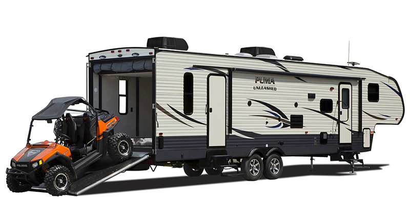 Puma XLE Lite 27QBC at Youngblood Powersports RV Sales and Service