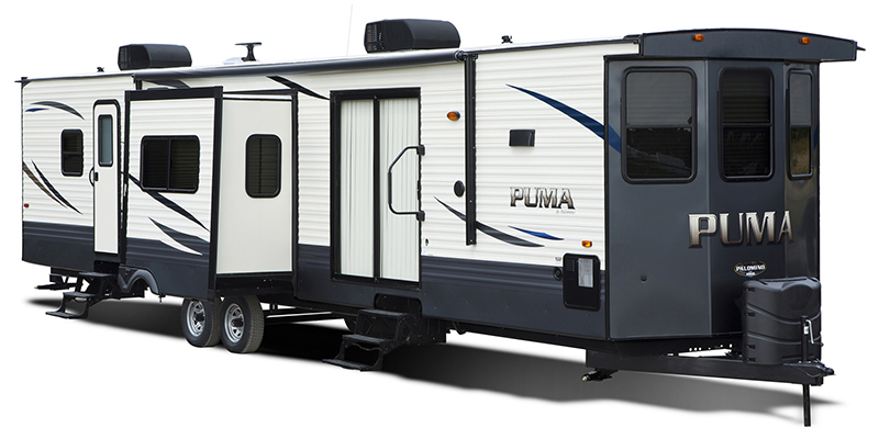 Puma Destination 38DBS at Youngblood Powersports RV Sales and Service