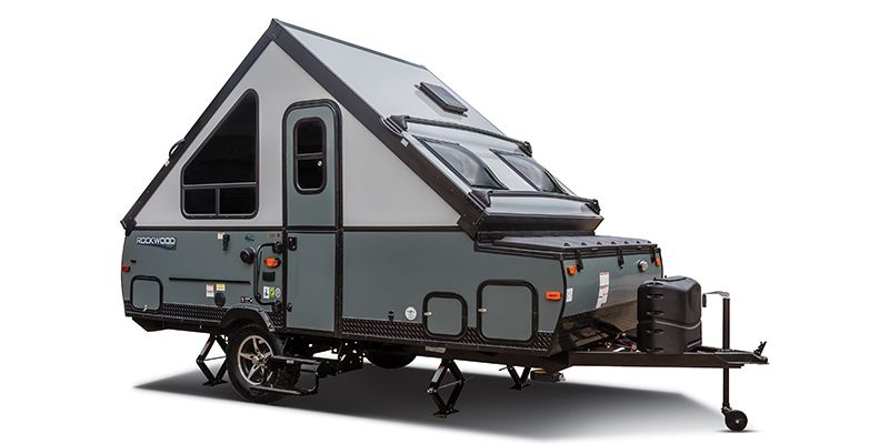 Rockwood Extreme Sports Package Hard Side A122SESP at Youngblood Powersports RV Sales and Service