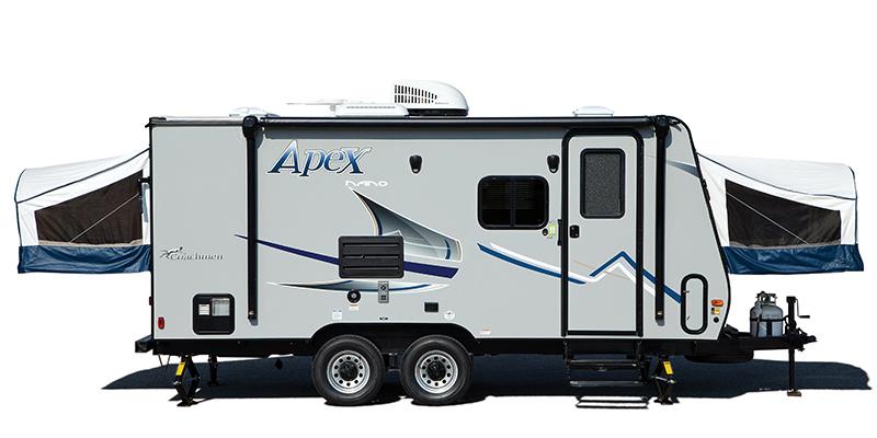 Apex Nano 15X at Campers RV Center, Shreveport, LA 71129
