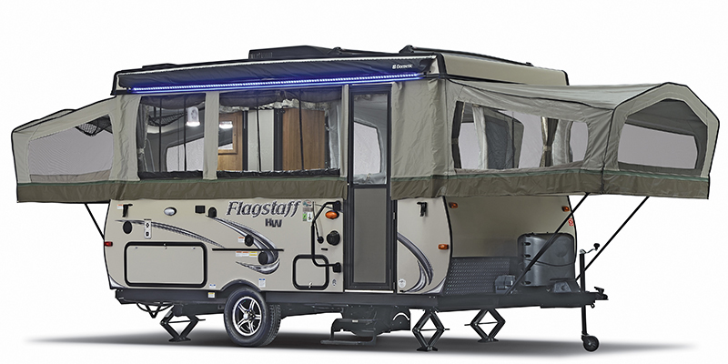 Flagstaff High Wall Series HW27SC at Youngblood Powersports RV Sales and Service