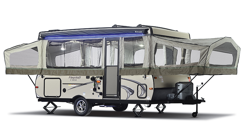 Flagstaff Classic 627D at Youngblood Powersports RV Sales and Service
