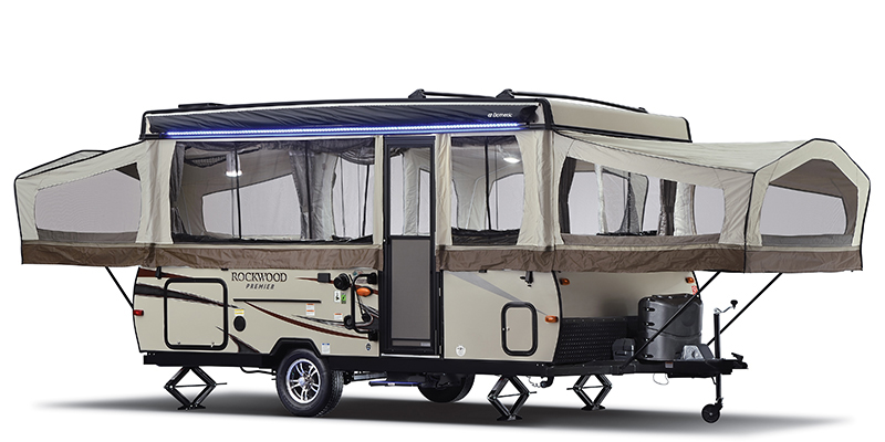 Rockwood Premier 2716G at Youngblood Powersports RV Sales and Service