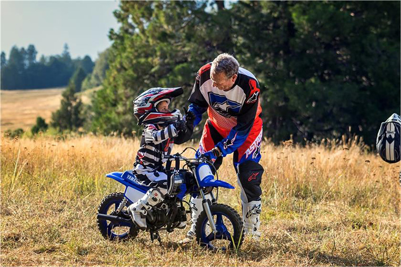 2019 Yamaha PW 50 at Sloans Motorcycle ATV, Murfreesboro, TN, 37129