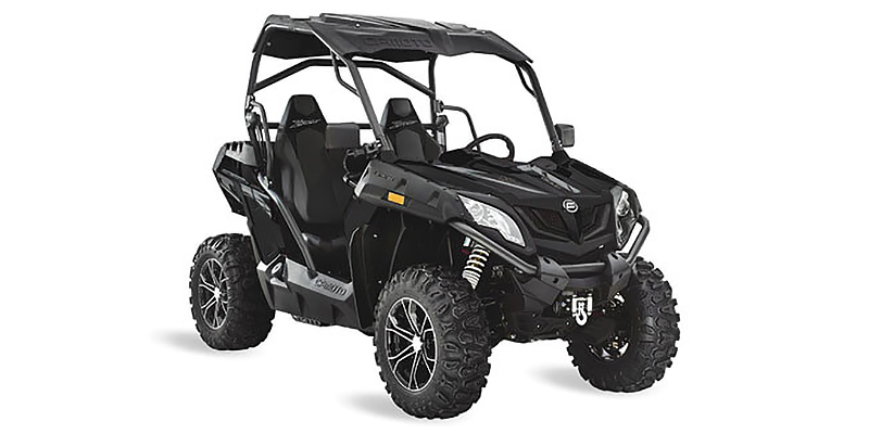 ZFORCE 500 Trail  at Hebeler Sales & Service, Lockport, NY 14094