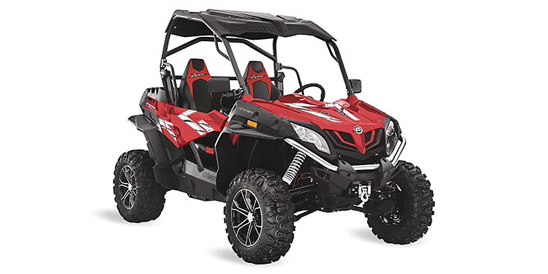 2019 CFMOTO ZFORCE 800 EX at Hebeler Sales & Service, Lockport, NY 14094