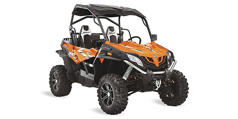 ZFORCE 800 EX  at Waukon Power Sports, Waukon, IA 52172