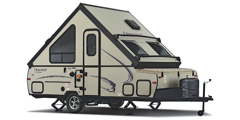 Flagstaff Hard Side T21QBHW at Youngblood Powersports RV Sales and Service