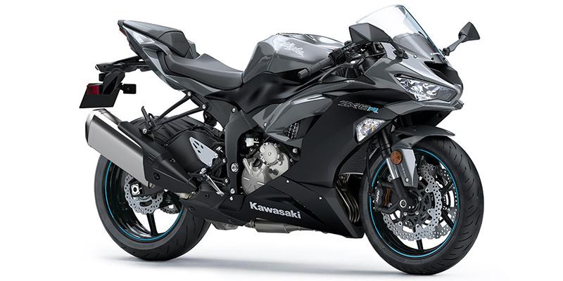 2019 Kawasaki Ninja® ZX™-6R ABS at Kawasaki Yamaha of Reno, Reno, NV 89502