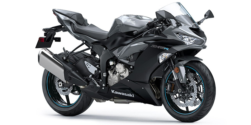 2019 Kawasaki Ninja ZX-6R ABS at Rod's Ride On Powersports, La Crosse, WI 54601